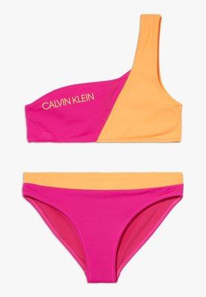 BANDEAU SET - Bikinier - pink