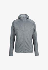 Mammut - NAIR  - Fleece jacket - granit melange - 2