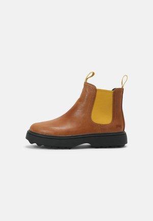 NORTE - Kotníkové boty - beige