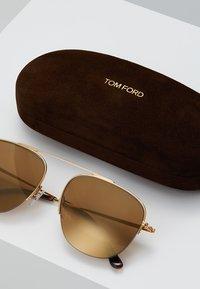 Tom Ford - Zonnebril - gold - 2