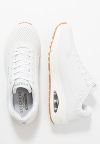 Skechers - UNO - STAND ON AIR - Sneakers laag - white - 1
