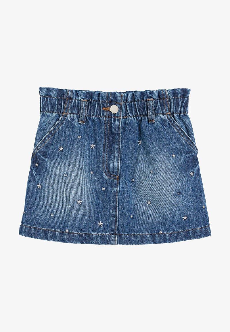 Next - Denim skirt - blue denim