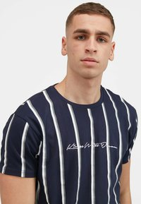 Kings Will Dream - MOFFAT - T-shirt imprimé - navy/grey - 3