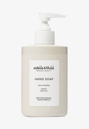 CITRUS MENTHE HAND SOAP - Liquid soap - -