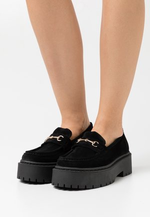 BIADEB - Mocasines - black