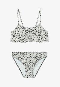 Mango - SET - Bikini - czarny - 0