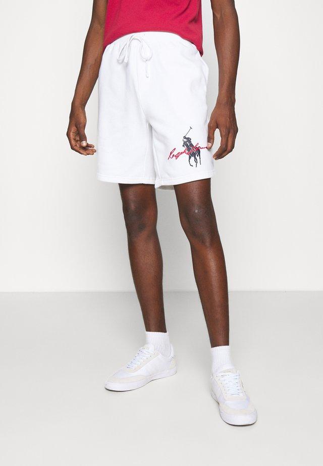 GRAPHIC - Shorts - white