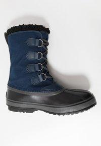 Sorel - Botas para la nieve - collegiate navy/black - 1
