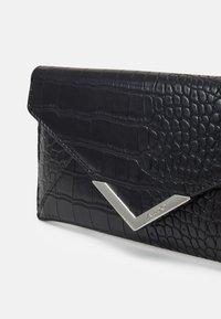 ALDO - ELIZABETA - Wallet - jet black/silver-coloured - 5