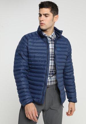 ESSENS MIMIC JACKET MEN - Vinterjakker - tarn blue