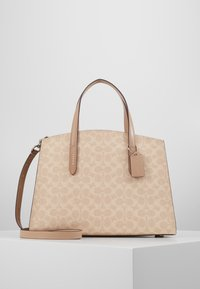 Coach - CHARLIE CARRYALL - Kabelka - sand taupe - 1