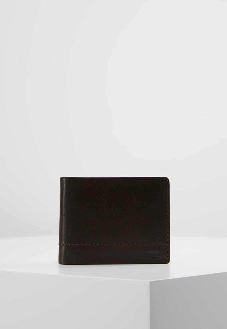 TOM TAILOR - KAI HORIZONTAL WALLET - Wallet - brown