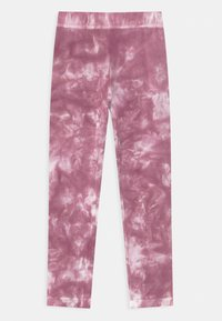 The New - ELSA TIE DYE - Leggings - Trousers - heather rose - 0