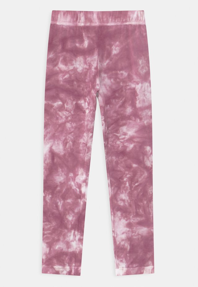 ELSA TIE DYE - Leggings - heather rose