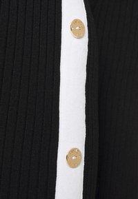 Liu Jo Jeans - ABITO MAGLIAM - Shift dress - nero/bianco - 2