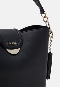 Escada Sport - SHOULDER BAG - Tote bag - black - 4