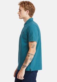 Timberland - MILLERS RIVER - Polo shirt - atlantic deep - 3