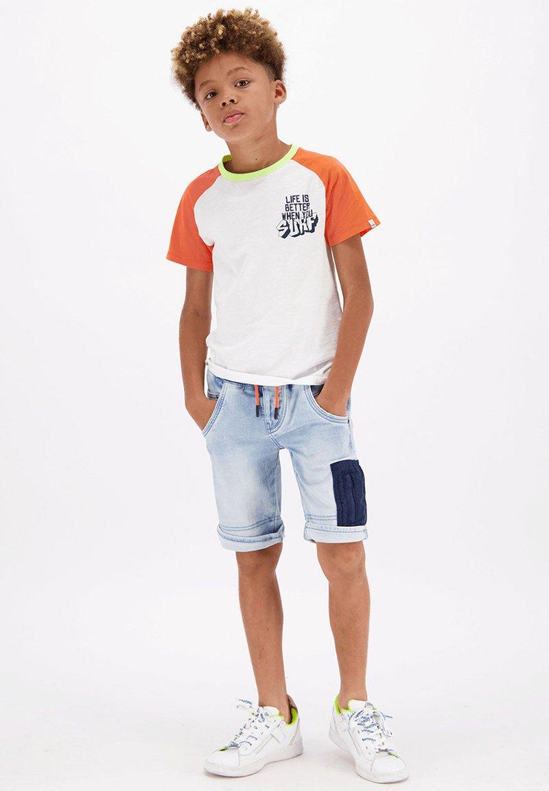 Vingino - Print T-shirt - real white
