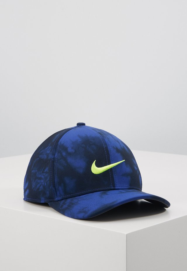 Cap - deep royal blue/anthracite