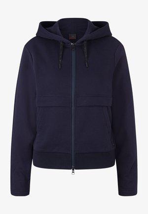 EDITH - Zip-up sweatshirt - dunkelblau