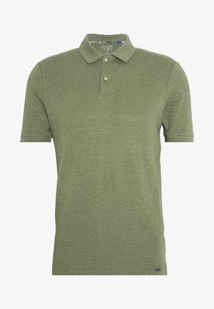 OLYMP LEVEL 5 - Polo shirt - graugrün