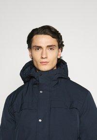 Minimum - LYNGDAL - Winter coat - dark saphire - 3