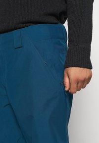 Patagonia - POWDER BOWL PANTS - Snow pants - crater blue - 5