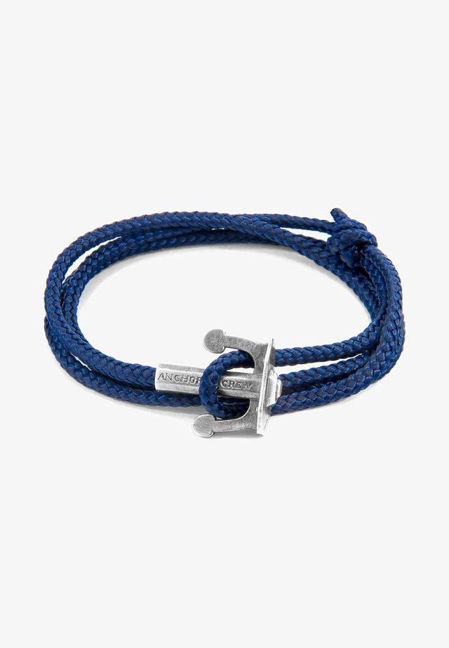UNION - Armband - navy blue