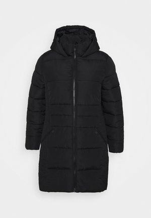 PADDED COAT - Parka - black