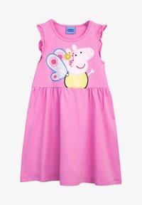 Peppa Pig - Day dress - cyclamen - 0