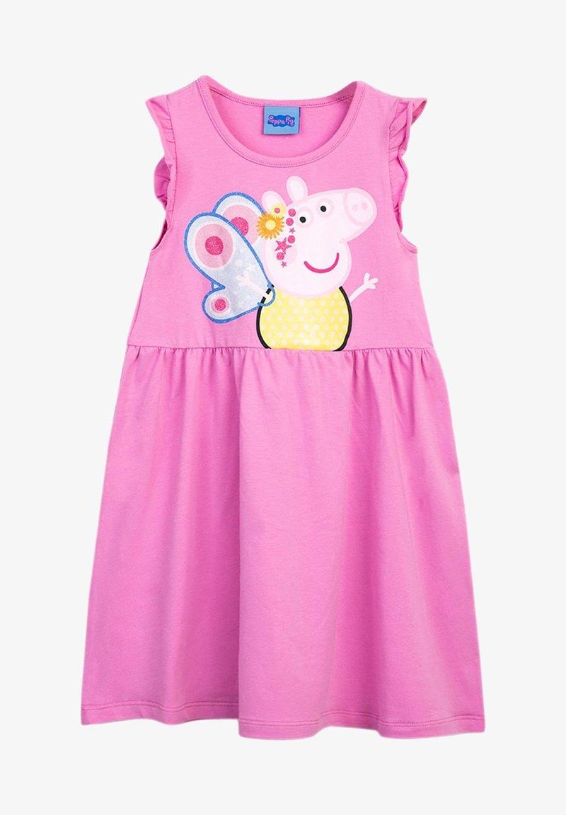 Peppa Pig - Day dress - cyclamen