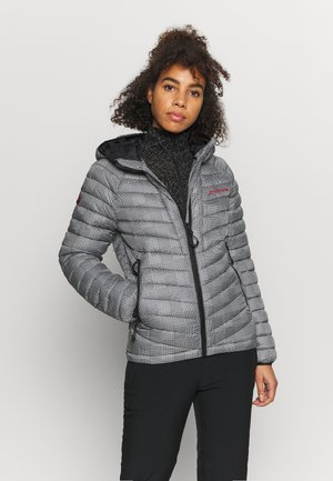 ALPINE PADDED MID LAYER - Lyžařská bunda - black