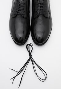 Cordwainer - Smart lace-ups - todi black - 5