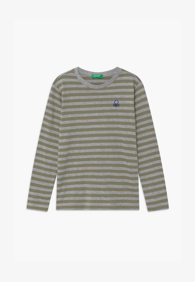 FUNZIONE BOY - Långärmad tröja - grey