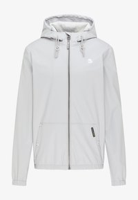 Schmuddelwedda - Waterproof jacket - hellgrau - 4