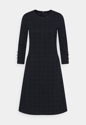 DRESS SHORT - Jerseyjurk - marine