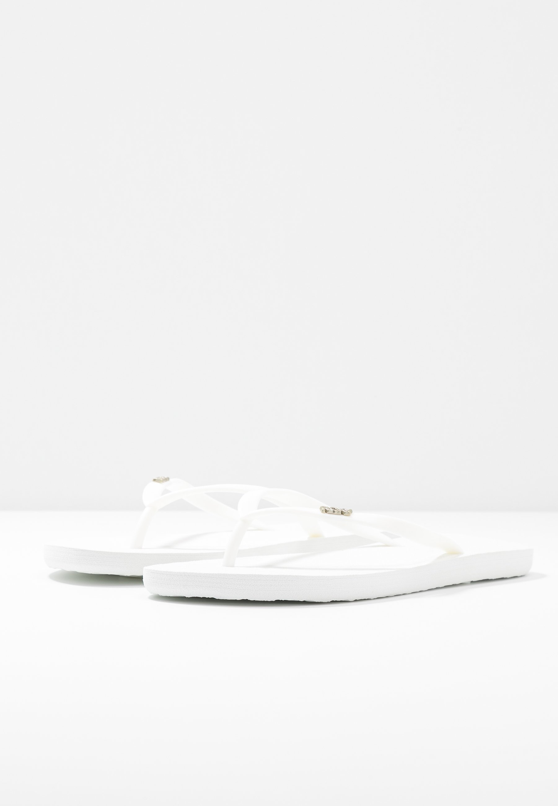 Roxy Badesko soft white Zalando.no