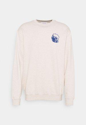 SOCIETY VERITAS - Sweater - ecru melange