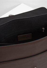 Pier One - Briefcase - dark brown - 4