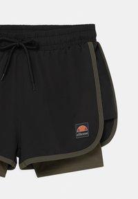 Ellesse - MAYLIA - Sports shorts - khaki/black - 2