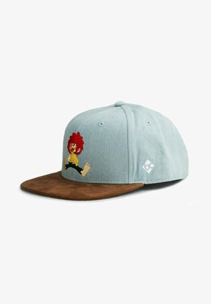 PUMUCKL - Cap - denim