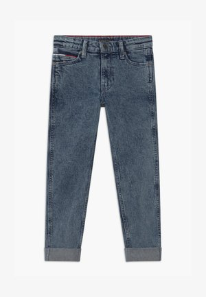 MODERN STRAIGHT  - Slim fit jeans - denim