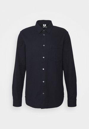 Shirt - blue dark