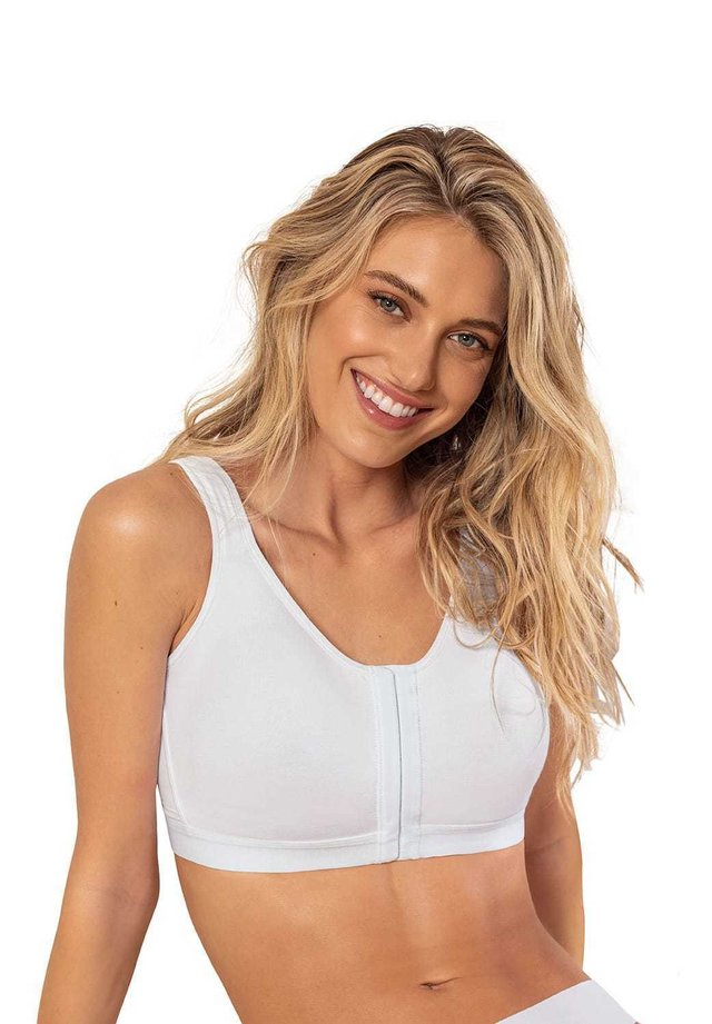 POSTURE CORRECTOR - ALL-IN- - Bustier - white