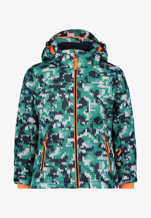 Snowboard jacket - azur