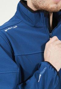 Whistler - DUBLIN - Soft shell jacket - poseidon - 1