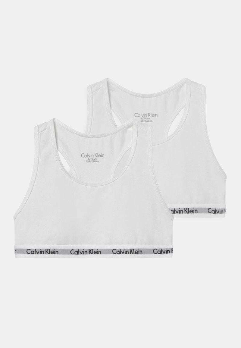 Calvin Klein Underwear - 2 PACK - Bustier - white