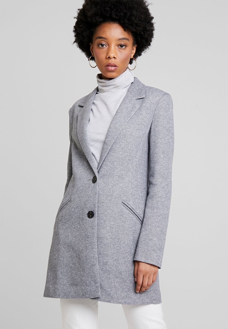 Vero Moda - VMVERODONAJACKIE  - Korte frakker - light grey melange