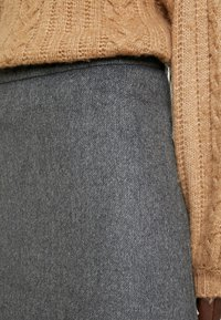 Esprit Collection - SKIRT - Minisukně - dark grey - 3