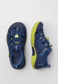 Keen - NEWPORT - Walking sandals - dark blue - 1